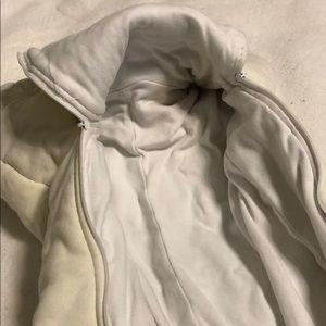 Magic Merlin Pajamas - Magic Merlin pale yellow sleep suit 6-9 months